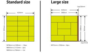 Our Tatami Mat Is Made To Measure We Make A Tatami Mat